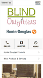 Mobile Preview of blindoutfitters.net